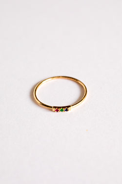 Tic Tac Superbloom Ring
