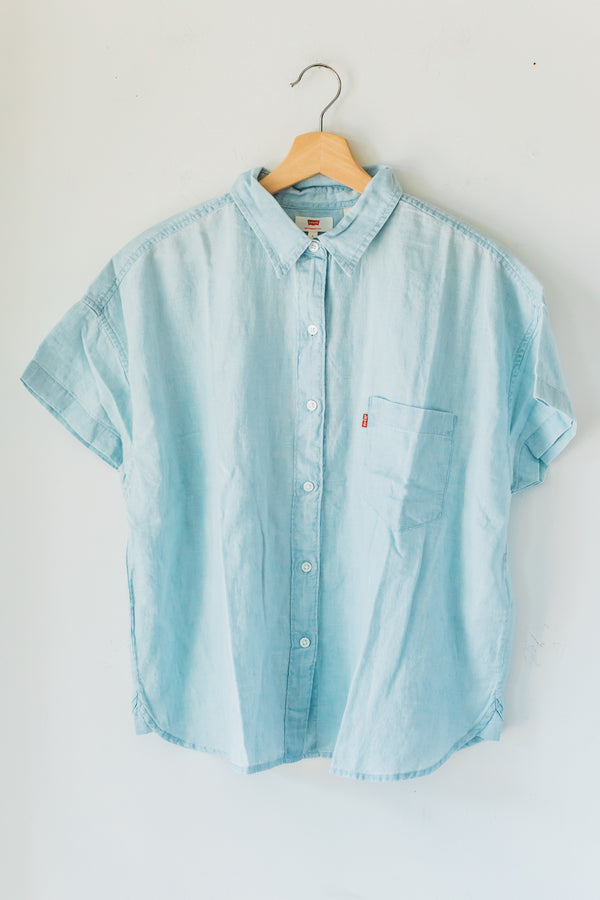 Chambray Alexandra Shirt