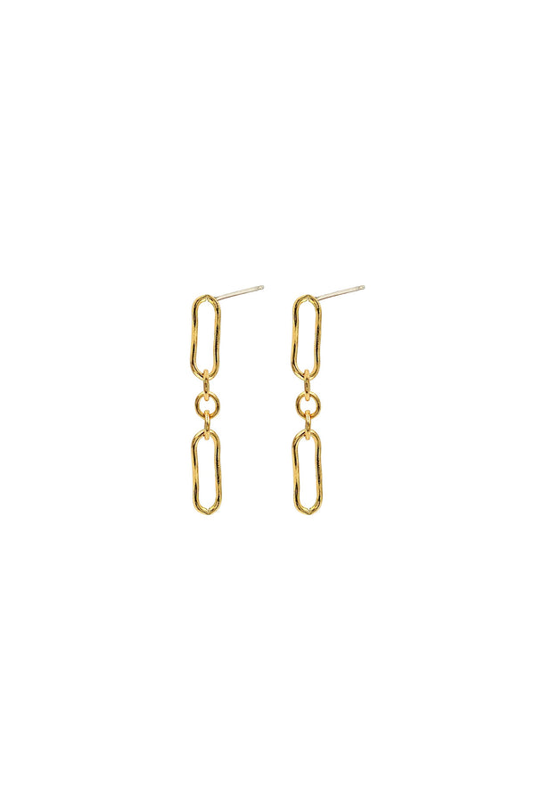 Lace Chain Earrings