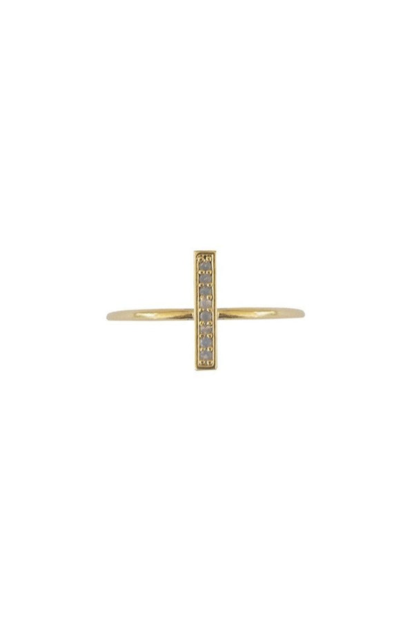 Gold Flynn Ring
