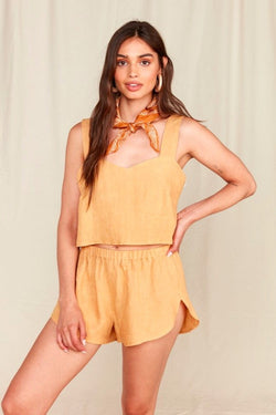 Ochre Ruby Shorts