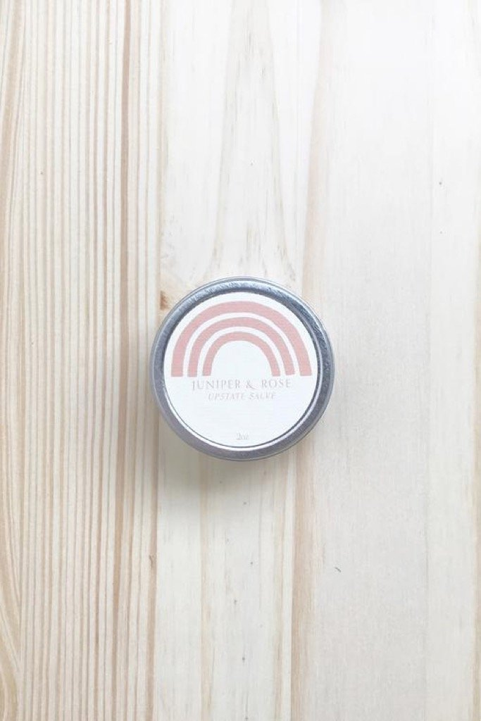 Juniper And Rose Upstate Salve