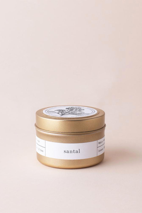 Santal Travel Candle