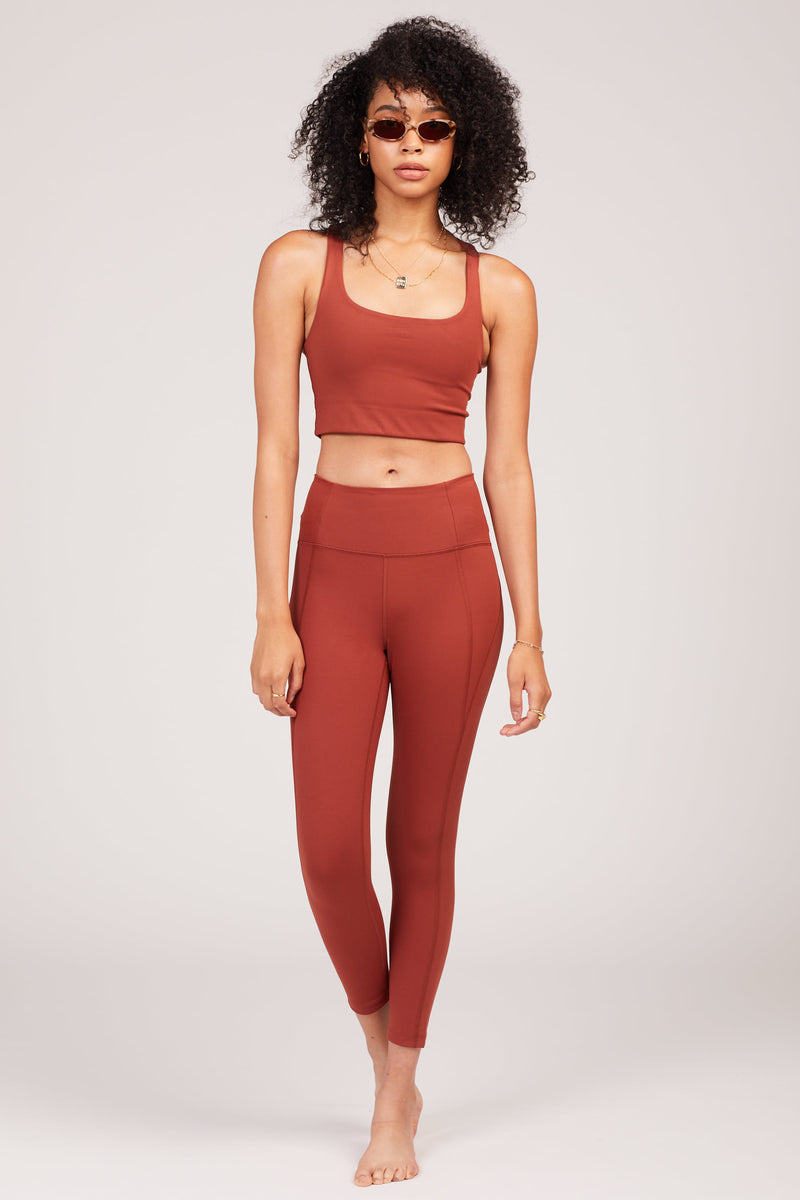 Sedona Compressive High-Rise Legging