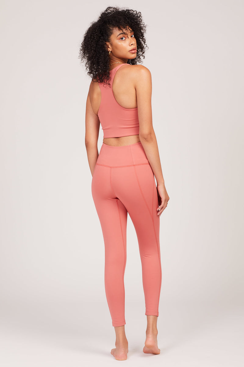 Clay Compressive High Rise Leggings