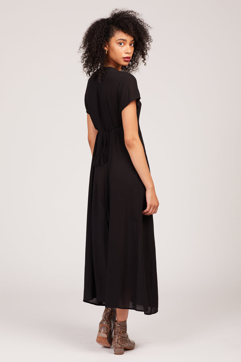 Black Prudence Dress