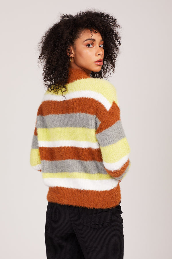 Striped Montauk Sweater
