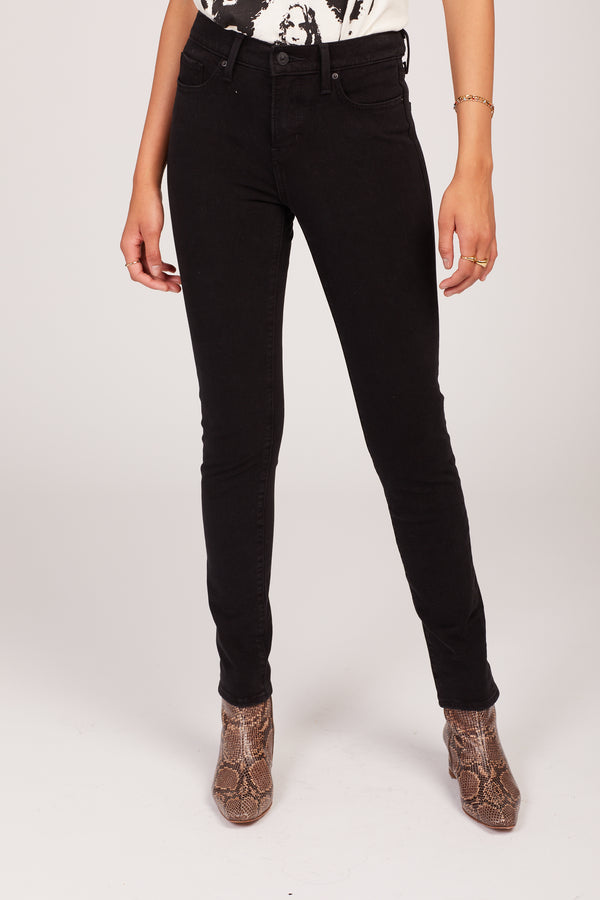 Black Shaping Skinny Jeans