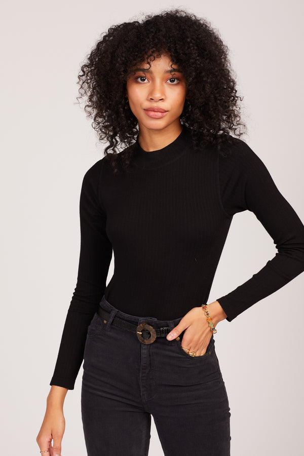 Black Lindsey Top