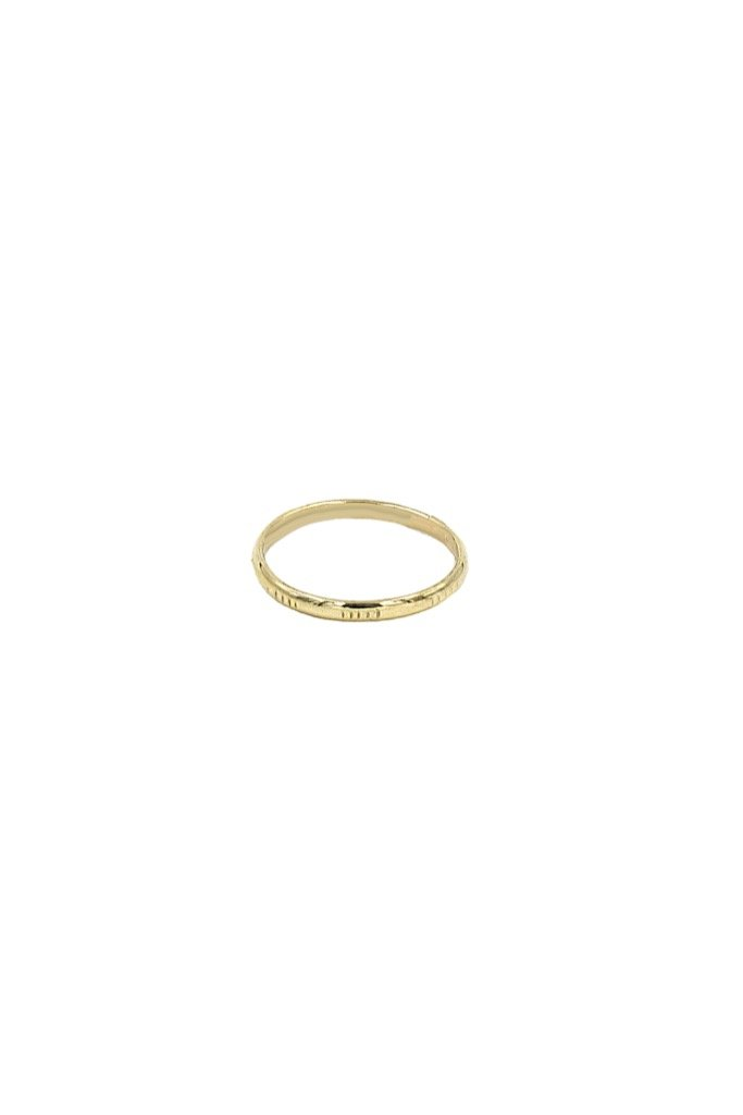 Gold Cinq Ring