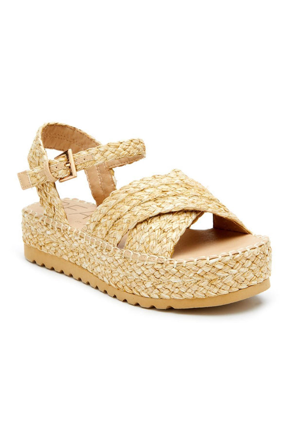 Natural Sunshine Sandal