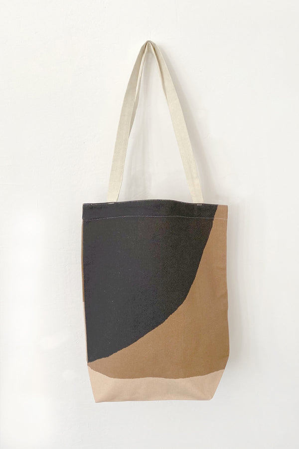 Toffee Amberson Tote