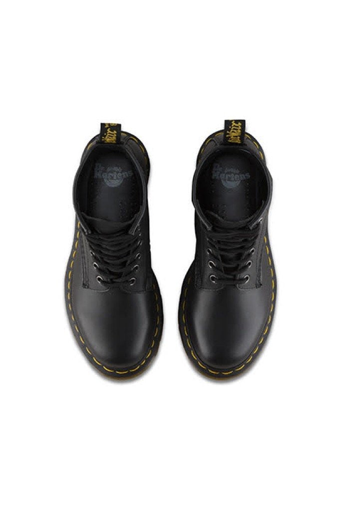 Black Nappa 1460 Boot