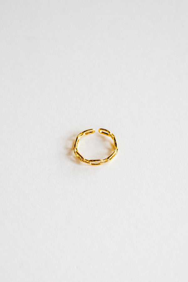 Gold Sammi Ring