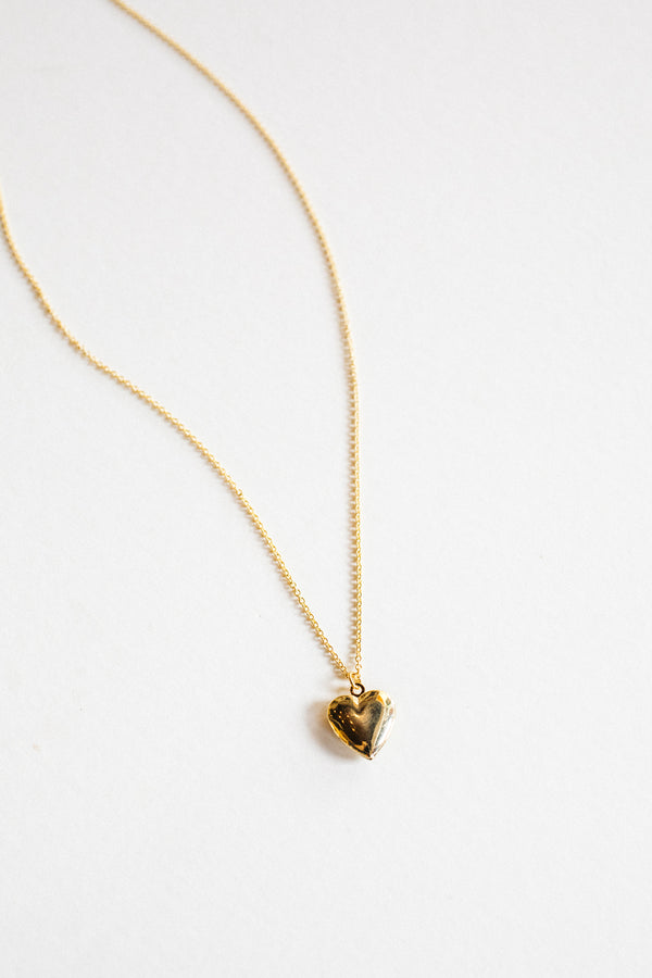 Lover Locket Necklace