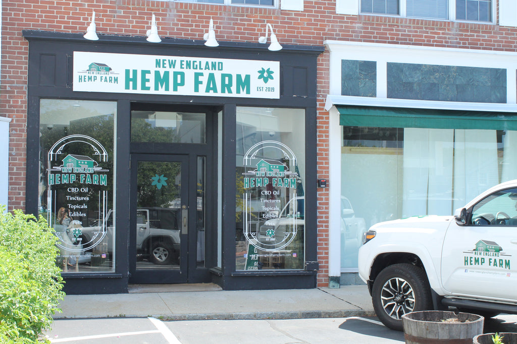 Westport hemp shop