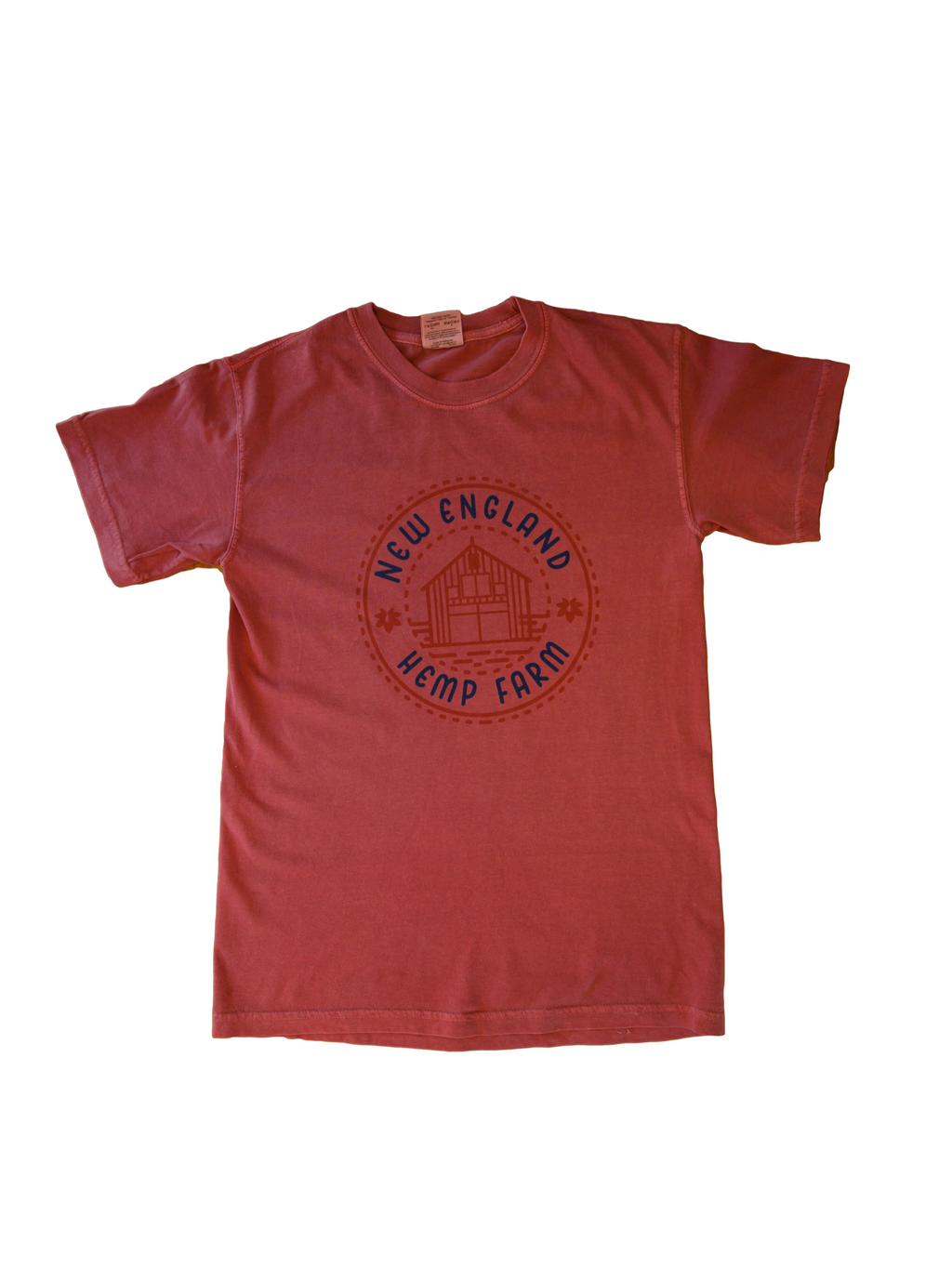 New England Hemp Farm T-shirt