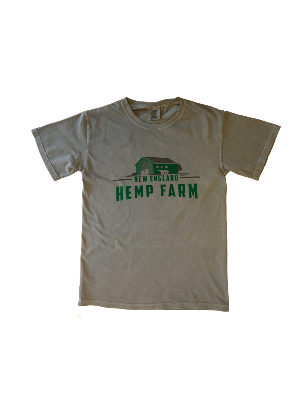 The Gray New Barn Tee