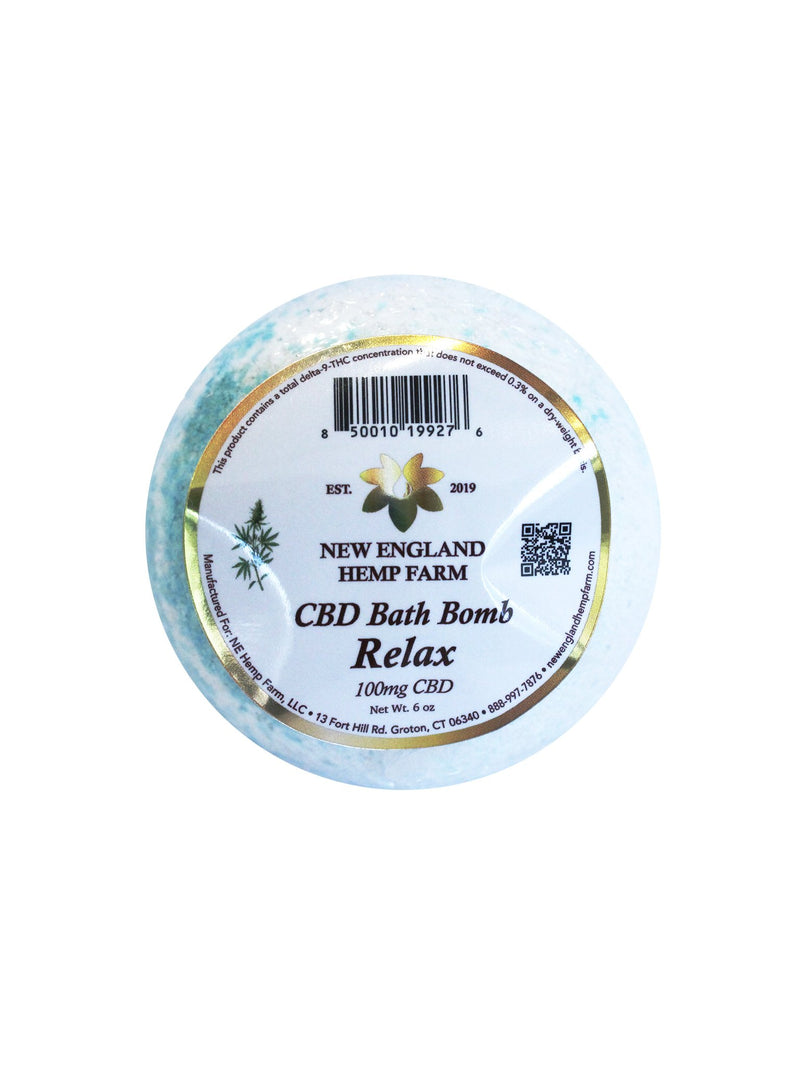 cbd body relax bath