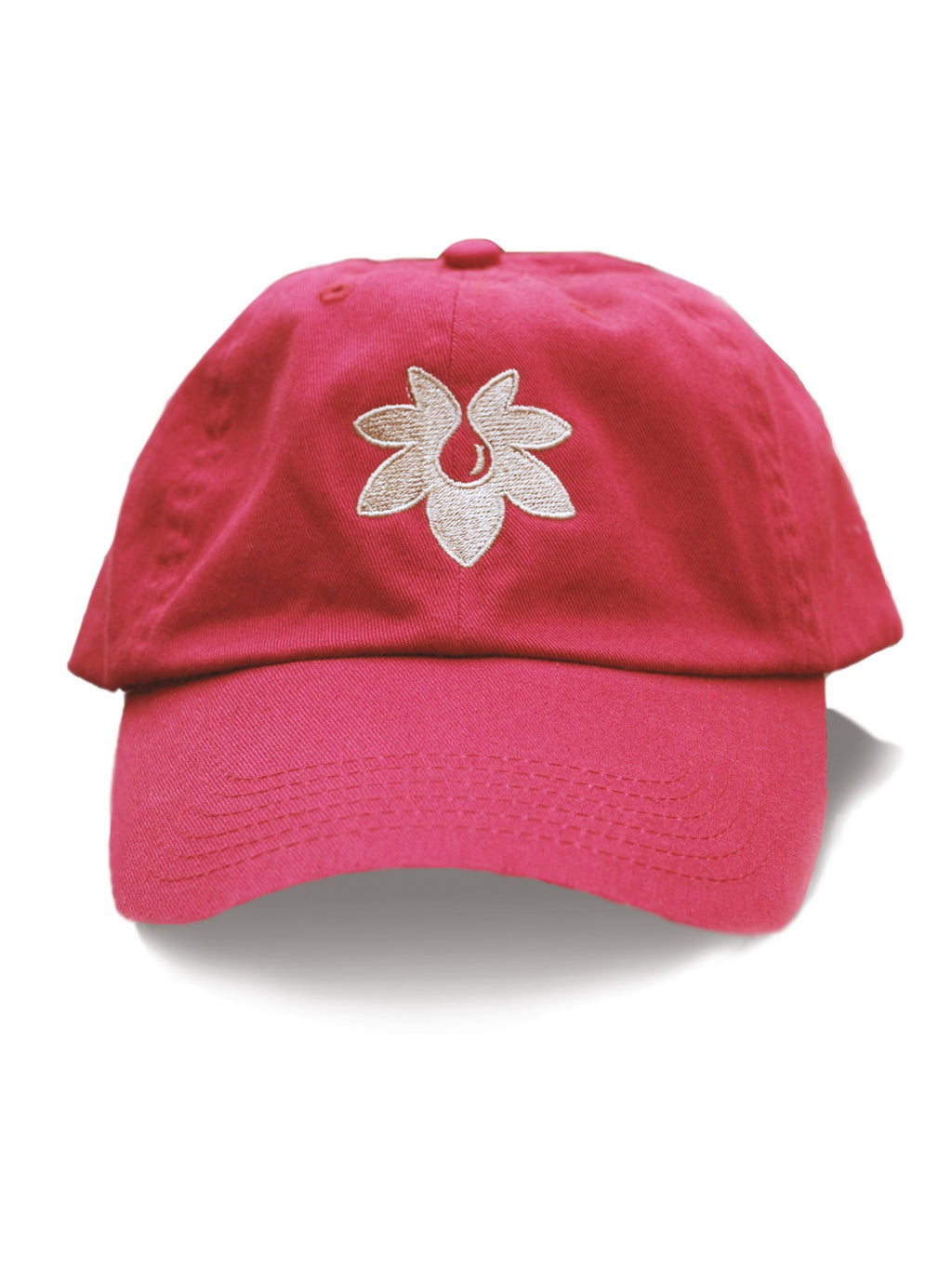 The Red Flower Hat