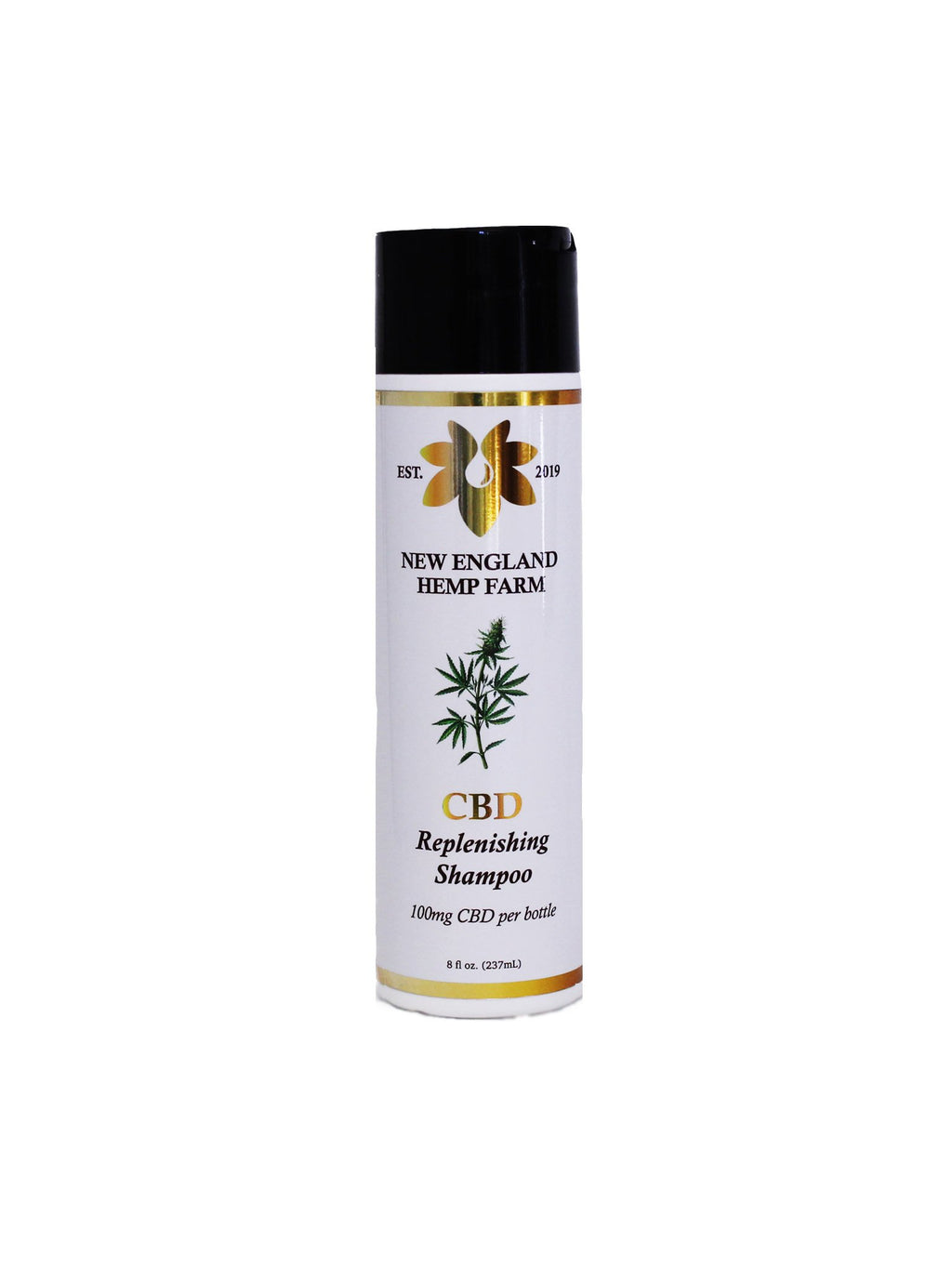 Replenishing Shampoo with 100mg CBD