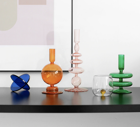 trampoline-glass-candle-holders