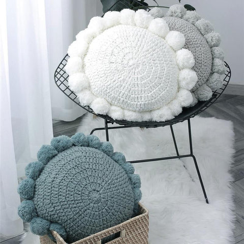 knit-cushion-solid-blue-grey-vintage-green-pad-50x50cm-cute-pompom-ball-cushion-case-soft-for-sofa-bed-nursery-room-decorative