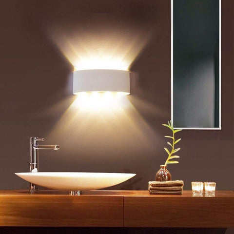Outdoor Indoor wall led light gifts under 50