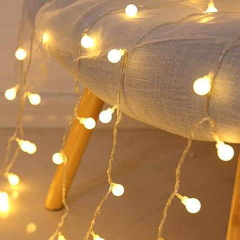 Fairy LED String Lights Battery and USB for Outdoors / Indoors