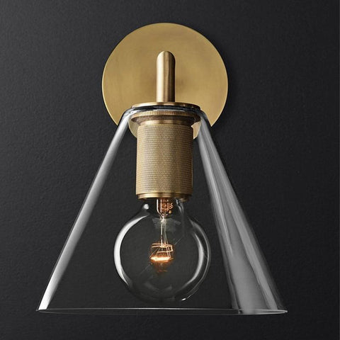 retro-copper-wall-sconce-with-glass-shade