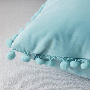 Pompom Pillows