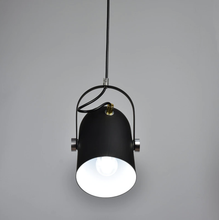 Load image into Gallery viewer, Post Modern Color Metal Spotlight Home Lighting and Decor Black