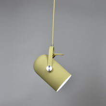 Load image into Gallery viewer, Post Modern Color Metal Spotlight Home Lighting and Decor Yellow