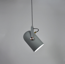 Load image into Gallery viewer, Post Modern Color Metal Spotlight Home Lighting and Decor Grey