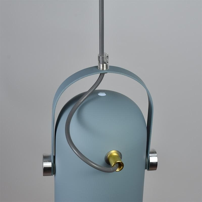 Post Modern Color Metal Spotlight Home Lighting and Decor Blue