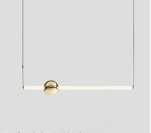 Load image into Gallery viewer, Geometric Lines Ceiling Pendant