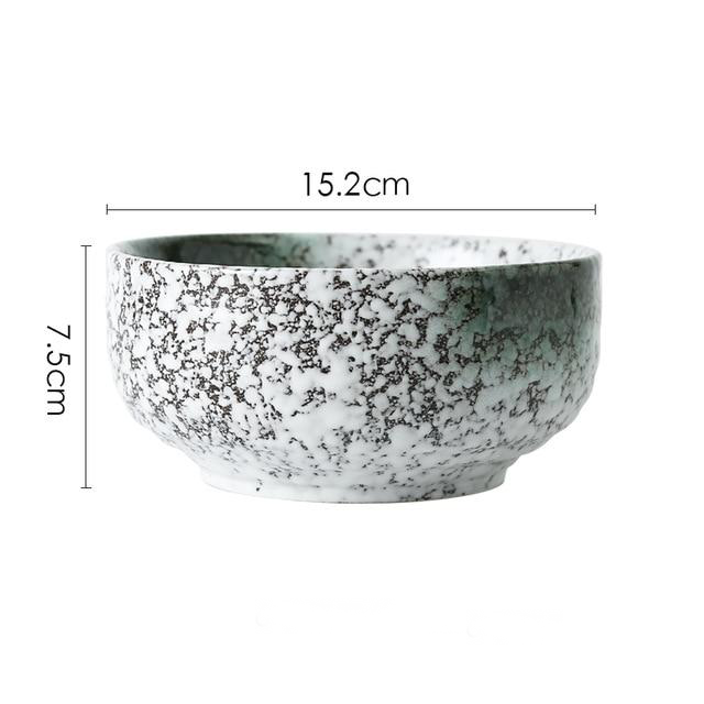 Japanese Artisanal Bowls For Classic Kitchen and Serving