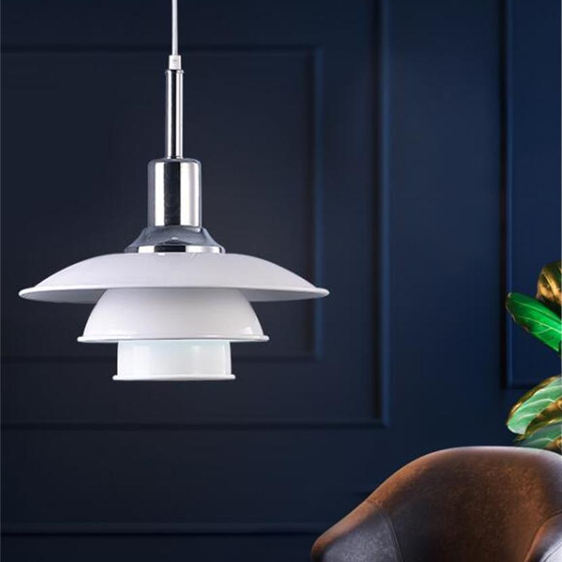Aluminum Layered Pendant Light Lamp