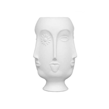Load image into Gallery viewer, Modern Adler Inspired Ceramic Vase and Objects for Boho Home Decor