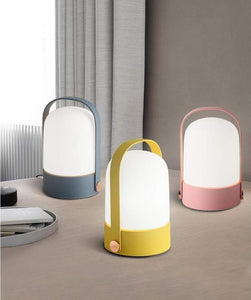 Handheld Colorful Table Lamp