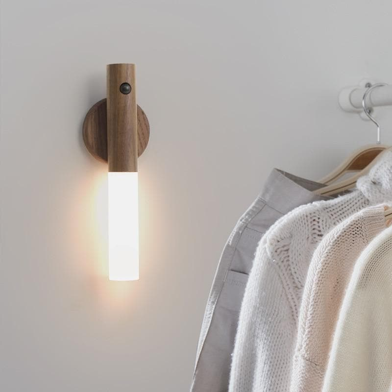 Battery Rechargeable Wall light
