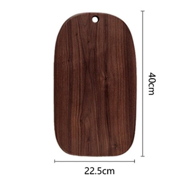 rectangle Black Walnut Cutting Board