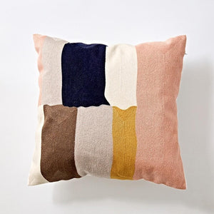 Abstract Embroidered Cushion Covers