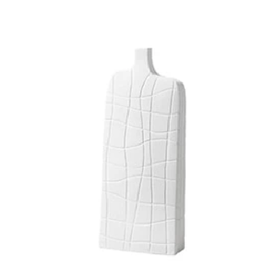 Abstract Texture Ceramic Vase