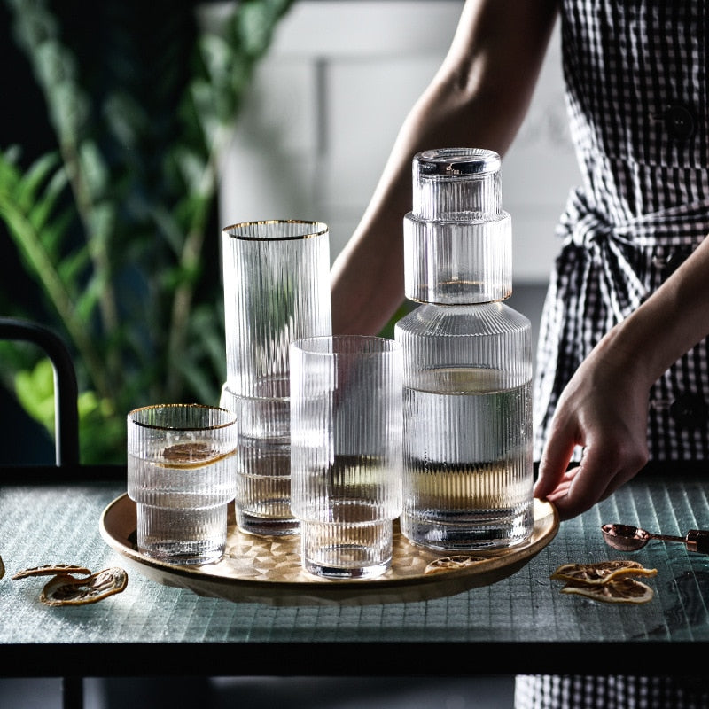 Jules Carafe and Glass Set