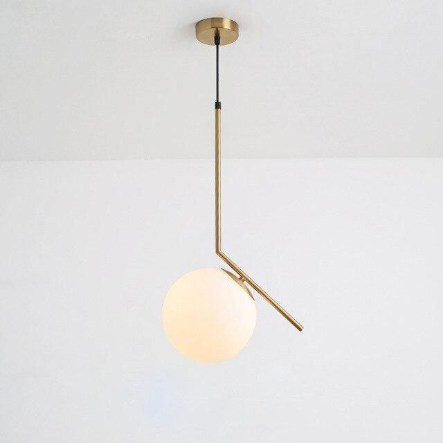 Suspended Ball of Light