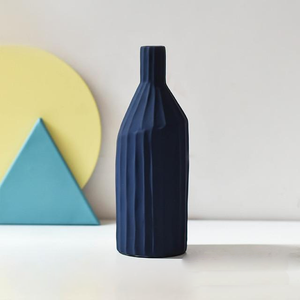Isabel Textured Ceramic Vases