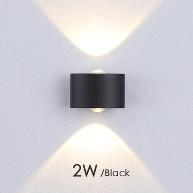 Outdoor / Indoor LED Wall Light