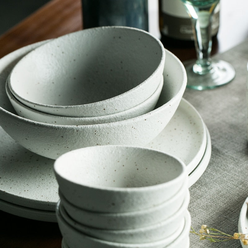 Pegasus Stoneware Dinner Set