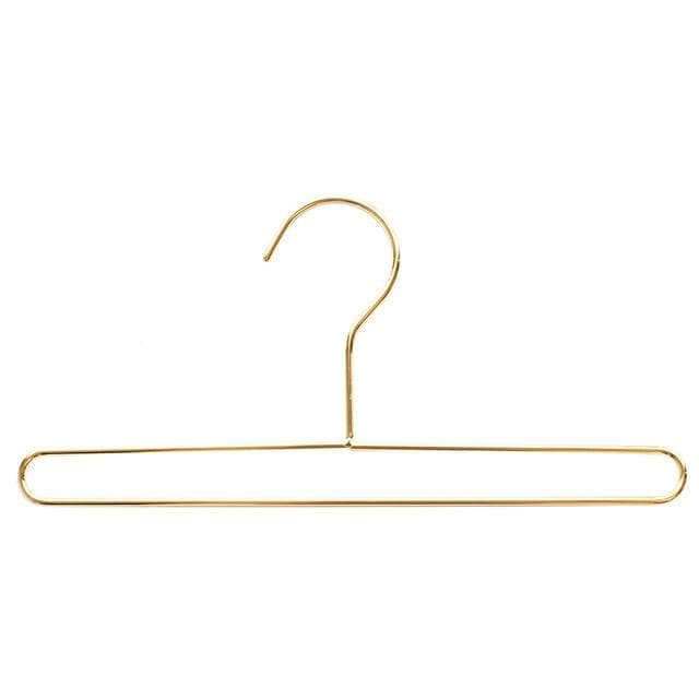 Chic Shapes Metal Hangers